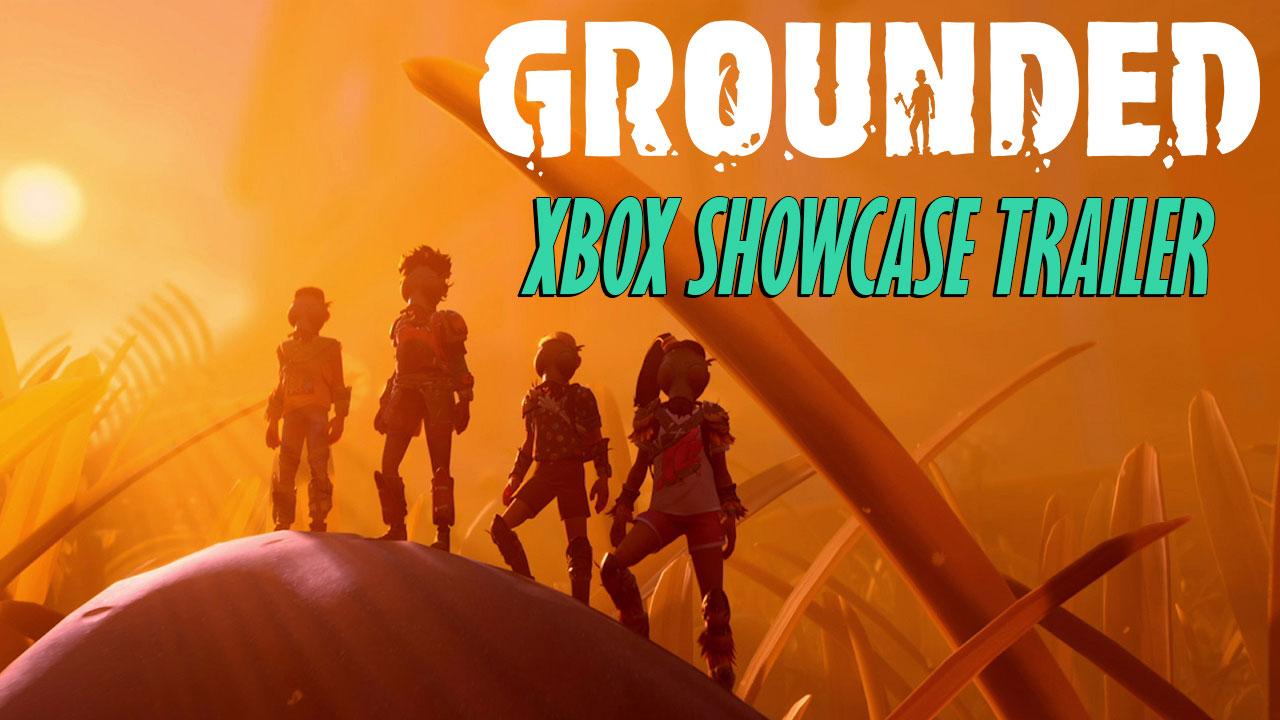 Grounded - Xbox Showcase Trailer Header Image
