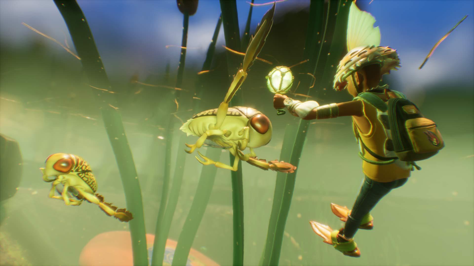 Grounded presenta las novedades de la mayor actualización que recibe el juego 3