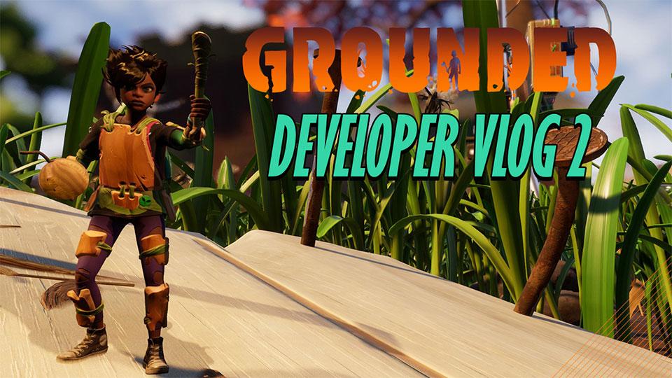 Developer Vlog 02 - Making Survival Easier Thumbnail