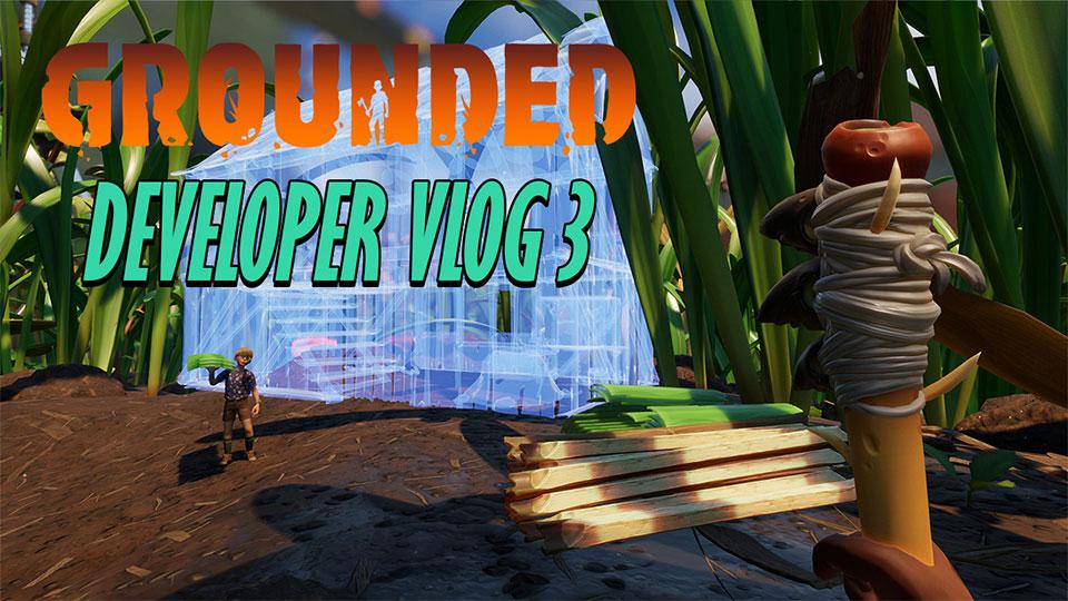 Developer Vlog 3 - Base Building 101 Header Image