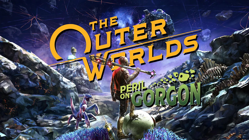 The Outer Worlds: Peril on Gorgon is Available Now Header Image